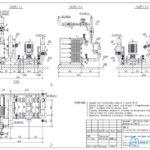 Блок системы отопления